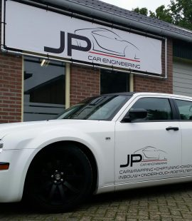 Chiptuning Eindhoven JP Car engineering